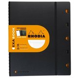 Agenda Clairefontaine Rhodia Exabook A5